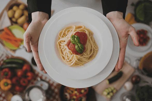 Photo of MagicKitchen.com prepared meal