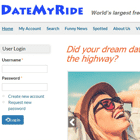 Date My Ride