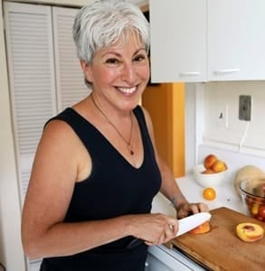 Photo of Mollie Katzen, American chef and author