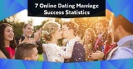 7 Online Dating Marriage Success Statistics (2020)