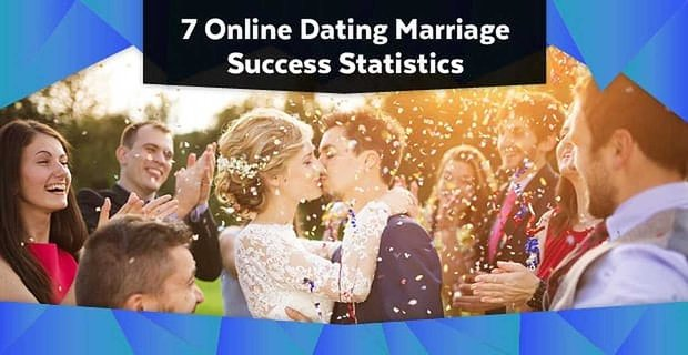 Online Dating Marriage Success