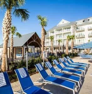 Photo of the Charleston Harbor Resort and Marina