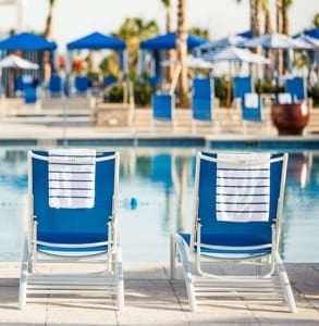 Photo of the Charleston Harbor Resort and Marina's pool
