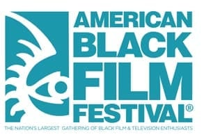 Photo of the American Black Film Festival logo