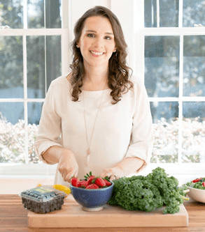 Photo of Ashley Cote, Spoonful of Flavor Founder