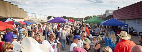 Photo of a Bacon Bash Texas event