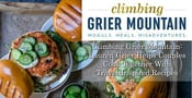 Climbing Grier Mountain: Lauren Grier Helps Couples Cook Together With Travel-Inspired Recipes