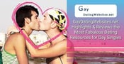 GayDatingWebsites.net Highlights & Reviews the Most Fabulous Dating Resources for Gay Singles