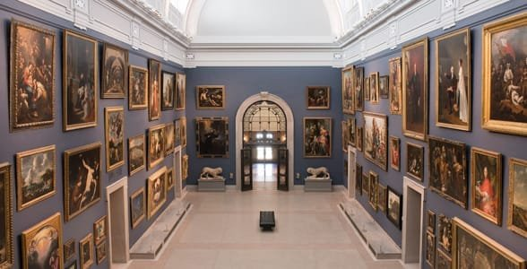Photo of the Morgan Great Hall