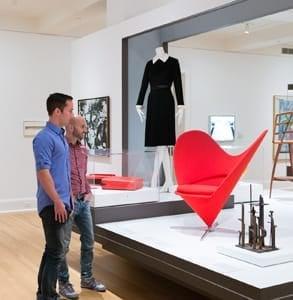 Photo of the RISD Museum