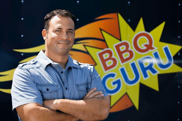 Photo of BBQ Guru's Bob Trudnak