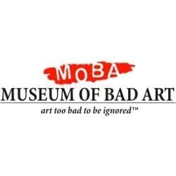 Photo of the Museum of Bad Art logo