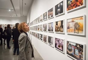 Photo of the Bronx Museum of the Arts gallery