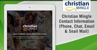 Christian Mingle Contact Information (Phone, Chat, Email & Snail Mail)