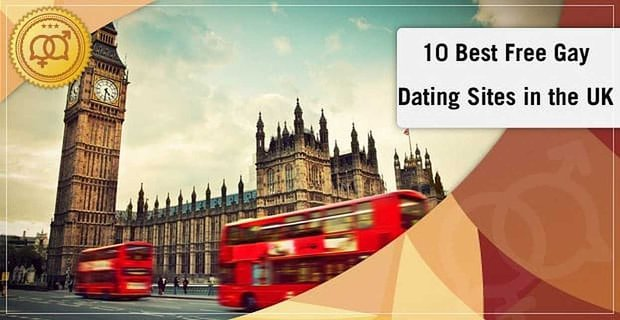 10 Best Gay Dating Sites in the UK (100% Free to Try)