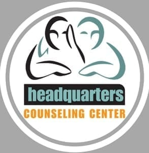 Photo of the Headquarters Counseling Center logo