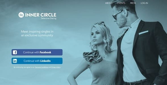 Screenshot of The Inner Circle