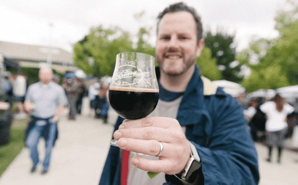 Photo of Patrick Rue, Founder of The Bruery