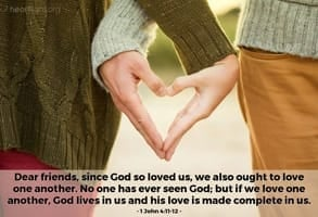 Photo from Triangle of Love's Verse of the Day page