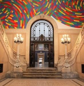 Photo of the Wadsworth Atheneum Museum of Art