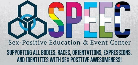 Photo of the SPEEC banner