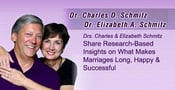 Drs. Charles & Elizabeth Schmitz Share Research-Based Insights on What Makes Marriages Long, Happy & Successful