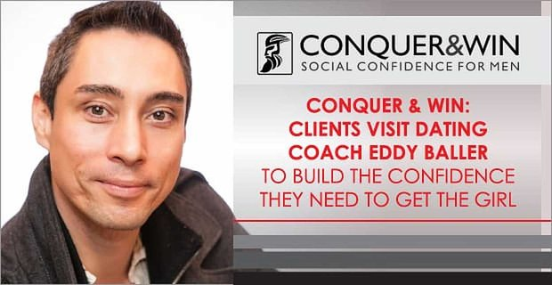 Coach Eddy Baller Helps Clients Build Confidence