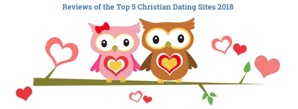 Screenshot of Top5ChristianDatingSites.com logo