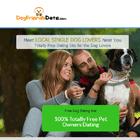 Dog Friends Date