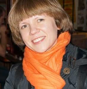 Photo of Elena Bessanova, owner of VolgaGirl