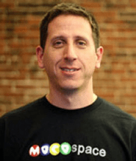 Photo of Justin Siegel, Co-Founder and CEO of JNJ Mobile