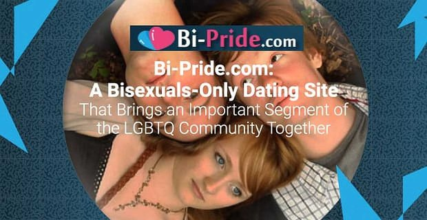 Bi Pride Helps Bisexuals Find Each Other