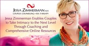 Jessa Zimmerman Enables Couples to Take Intimacy to the Next Level Through Coaching and Comprehensive Online Resources