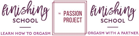 Screenshots of Vanessa Marin's online sex therapy program logos