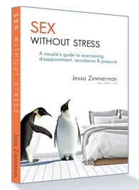 Photo of the Sex Without Stress book