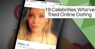 19 Celebrities Who've Tried Online Dating