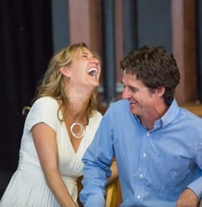 Photo of Leslie Seidel and her husband