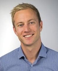 Photo of Bart Visser, Director of Brand Marketing for Spark Networks, EliteSingles' parent company