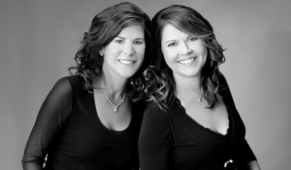 Photo of Tammy Tilson and Kimberly Simonetti of The MatchPro