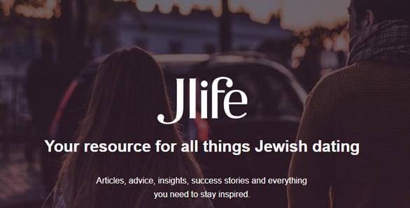 Screenshot of the Jlife portal
