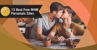 13 Best M4M Personals Sites (100% Free Trials)