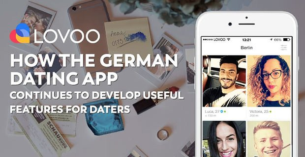 Lovoo App Develops Useful Features For Daters