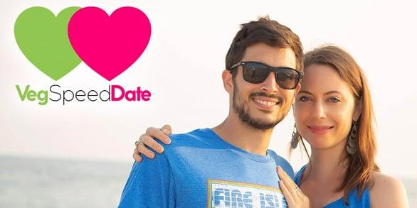 Screenshot of Find Veg Love homepage