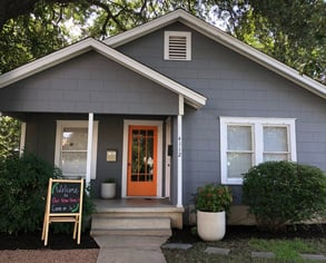 Photo of Musarat Yusufali's office in Austin, Texas