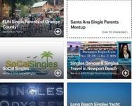 Santa Ana Singles Events