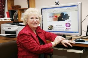 Photo of Louise Maxwell, Founder of SoulfulEncounters.com