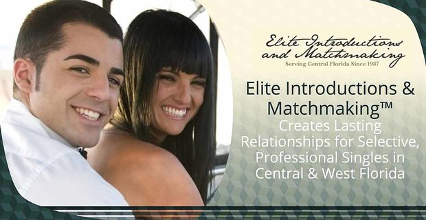 Elite Introductions And Matchmaking Creates Top Notch Connections In Orlando