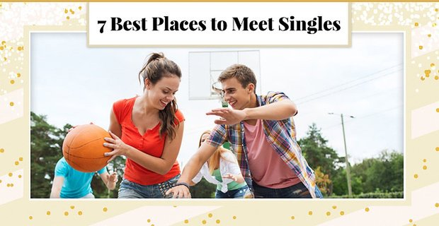 Free places to meet singles