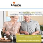 Cooking Friends Date