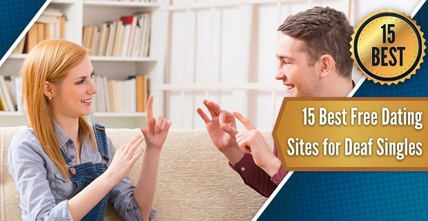 Dating Sites For Deaf Singles